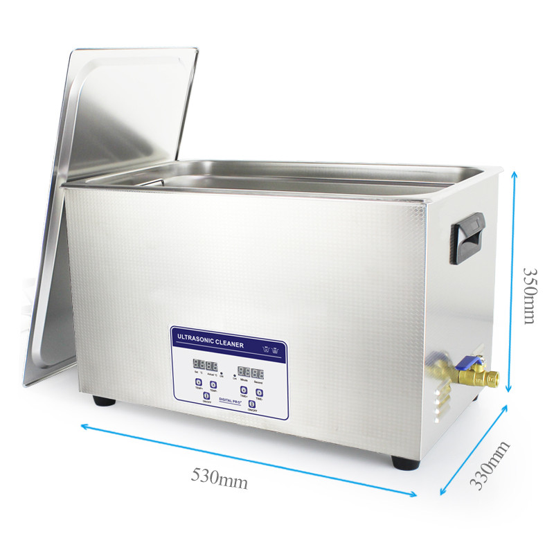Skymen industrial ultrasonic cleaner JP-100S (30L)