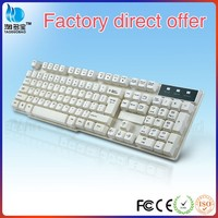 VMQ-31 trade assurance mechanical keyboard feeling, big keyboard mobile phone for elderly