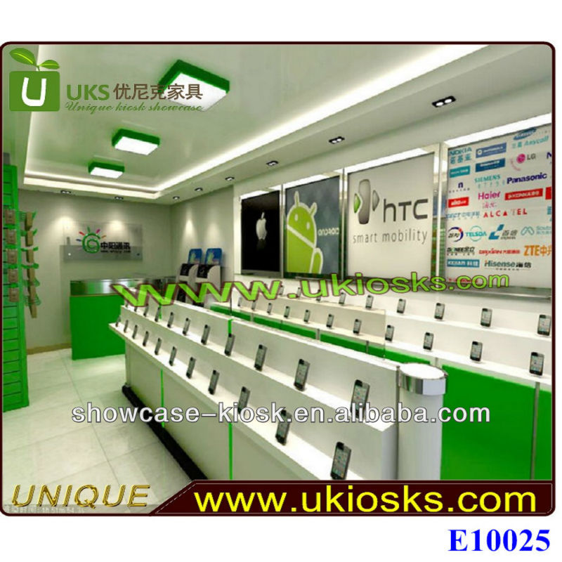Mobile Phone Shop DesignMobile Interior Furniture