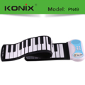 Hot Model Education Toys Piano Children Electronic Toy Piano 49-Key Roll Up Piano for Sale