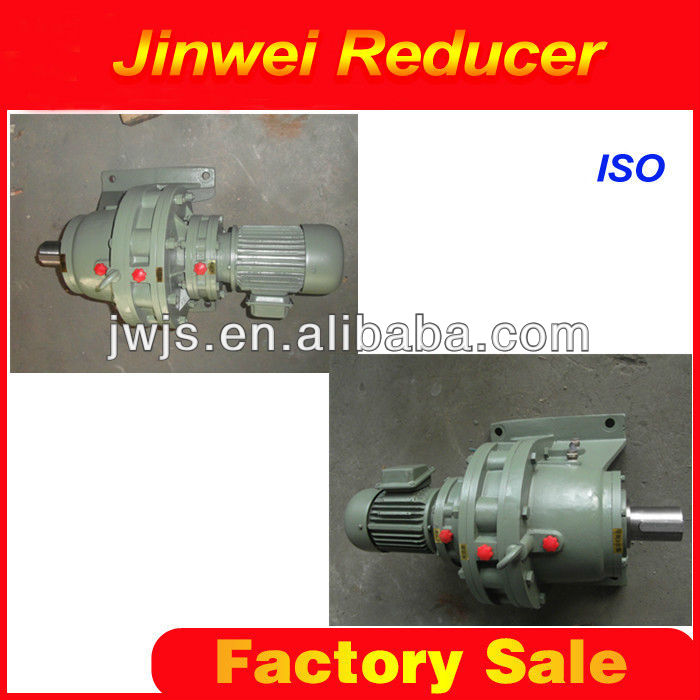 X B series speed reducer for electric motor