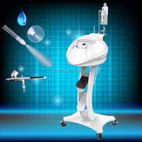 new business ideas skin rejuvenation oxigeno spraygun facial machine oxygen jet peel salon beauty equipment