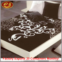yiwu dihong passed Oeko-Tex Standard 100 factory price home use velvet quilted bed blanket cover