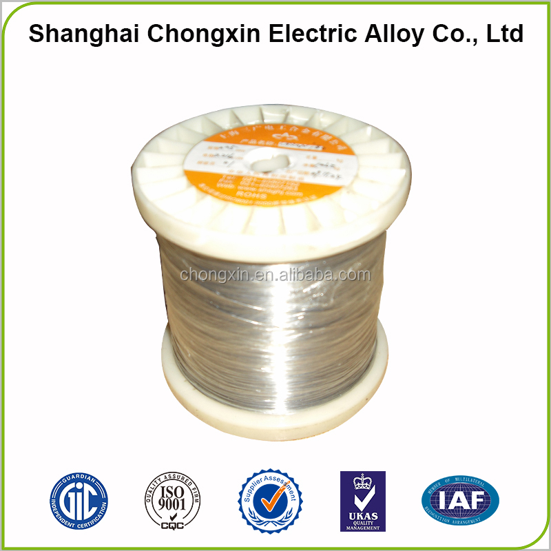 Good inoxidizability stainless steel electrical resistance wire 0Cr21Al6
