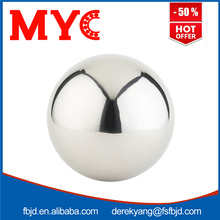 Good quality factory supplied copper hollow chrome steel ball