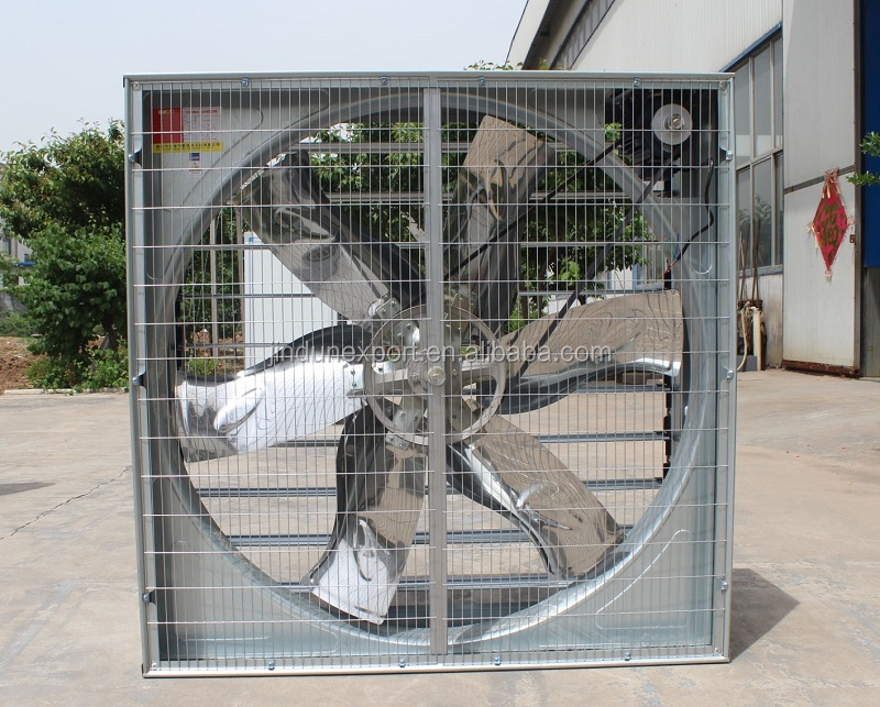 Greenhouse Exhaust Cooling fan for Temperature Condition