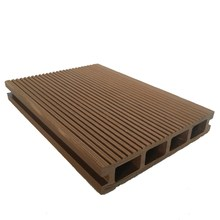 High strength anti slip wood plastic WPC outdoor decking floor