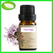 Best herbal thyme flower 100% natural pure bulk price thyme essential oil