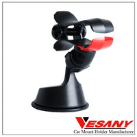Vesany brand new flexible universal 360 rotating dashboard cell phone holder car