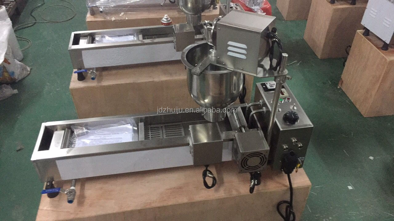 Professional automatic donut machine,high efficient donut making machine HJ-CM010