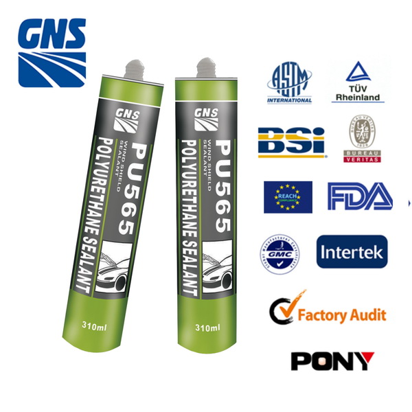 Polyurethane waterproof pu silicone sealant for stainless steel