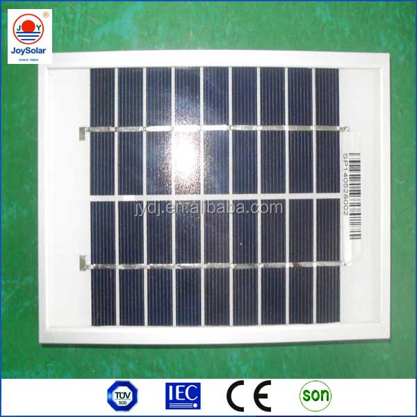 6v 9v 12V 2W 3W 5w 10W 20W mini solar panel manufacturers in china