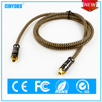 High Quality toslink fiber audio cable
