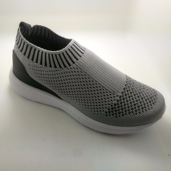 latest fashion men flat sock causal shoes