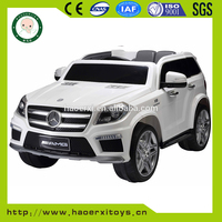 New cool toy cars for kids to drive CE approval electric car for children ride on Mercedes-Benz car for Kids with 2.4G R/C