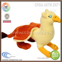 Big fat plush bird, plush stuffed soft toy bird, bird plush toy