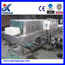 Industrial Automatic Crate Basket washer machine
