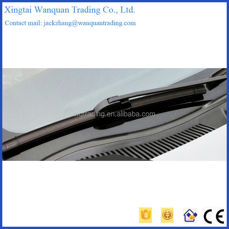 Factory Wholesale Free Shipping Car Flat Front Windshield Wiper Blade For Skoda Octavia A7 Accessories