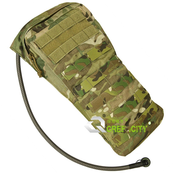 Military Tactical Patrol Incident Gear 3L Hydration Carrier