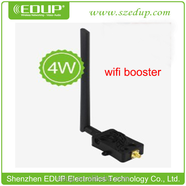New arrival high gain wireless n 2.4Ghz 4W Wifi Signal Booster
