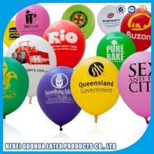 Cheap Advertising Ground Balloon Logo print for commercial stand ballon