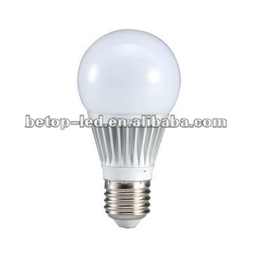 6W G50 DLS E27 LED bulb lamp in wider angle