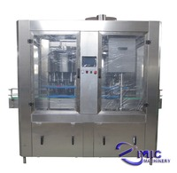 MIC-12-1 Professional manufacturer produce 1000-2500bph Two in one 1L glass bottle mineral water packing factory