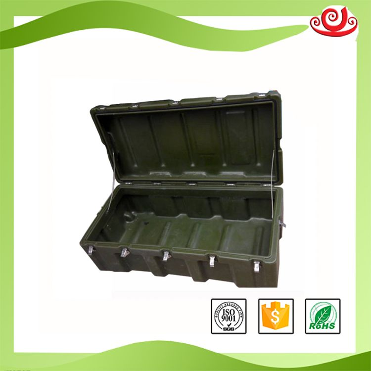 Tricases best price first grade IP67 PP plastic pp material tool case RS870