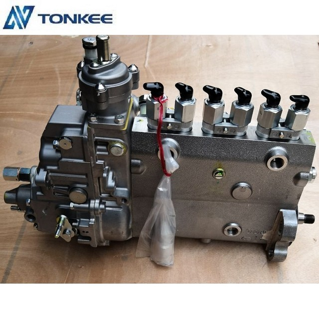 6BT5.9 101062-9270 fuel pump101609-3750 fuel injection pump 6738-71-1520 for PC220-7
