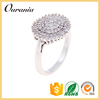 Inexpensive Diamond Sterling Silver Rings on Sale