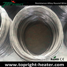 Hot sale heating wire 0Cr25Al5/FeCrAl alloy heat resistance wire/resistant heat round wire