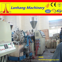 Excellent UPVC PVC Plastic Pipe Extrusion Production Line