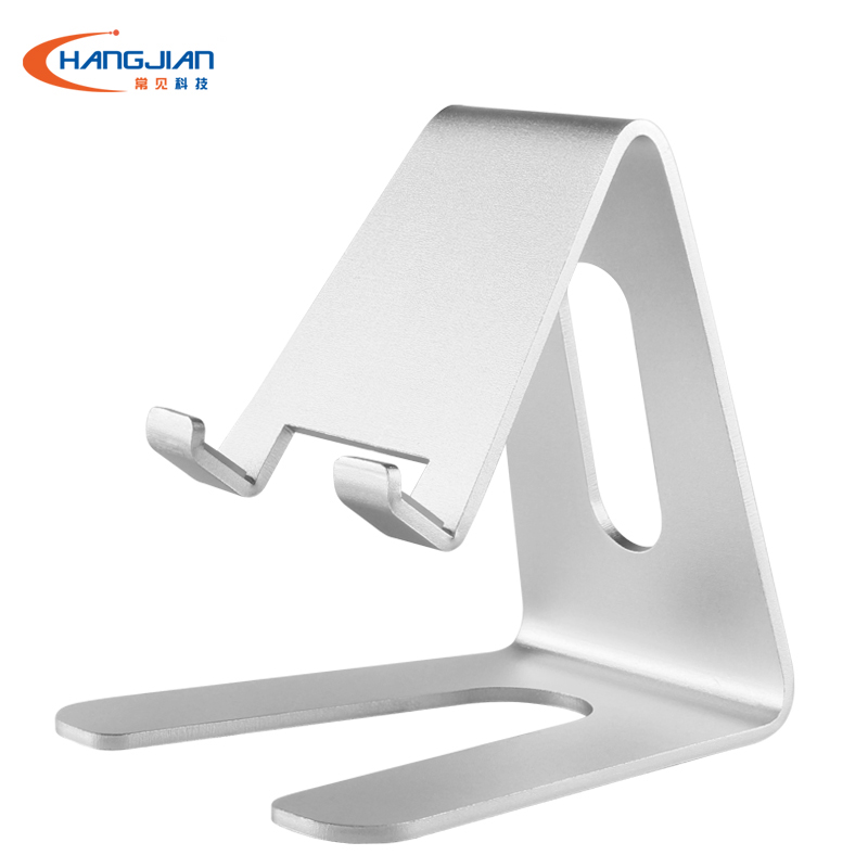 Desktop Mobile phone holder Aluminum cell phone Universal Tablet fixed angle stand