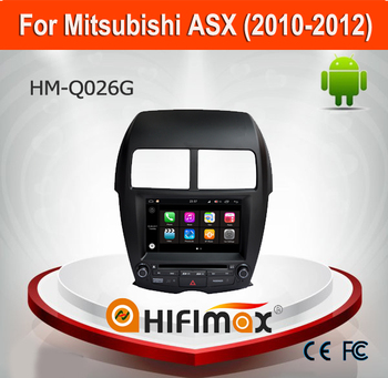 Hifimax Andriod 7.1 Car Radio Navigation System For Mitsubishi ASX 2010-2012 Car Radio With Quad Core 1080P WIFI 3G INTERNET DVR