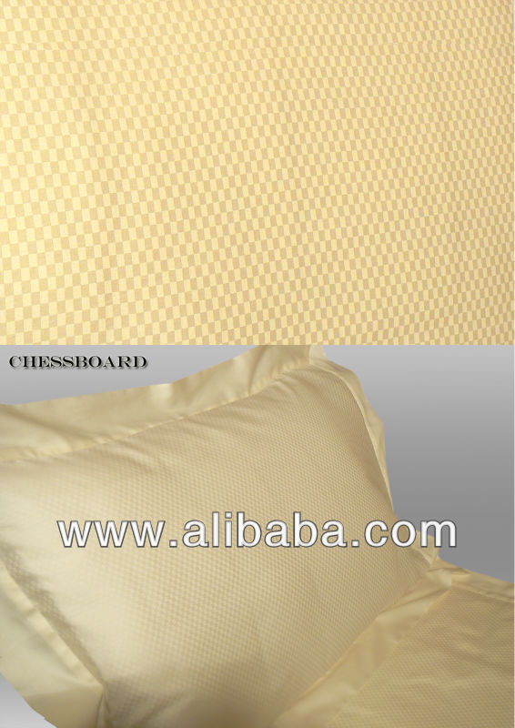 """Chessboard"" Luxury Bed Linens"