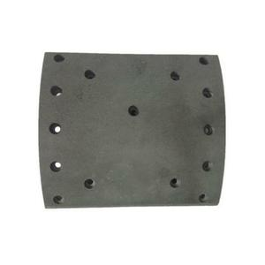 Wholesale auto spare parts non asbestos yutong bus brake lining