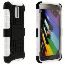 Stand Rugged Hybrid 2015 Shockproof Skin Covers for Motorola Moto G2