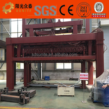 Modernest clay brick machine for making aac concrete block