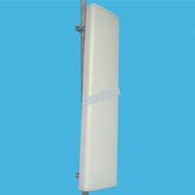 17dbi 698-2700 MHz Directional Base Station Repeater Sector Panel gsm signal booster bluetooth wifi antenna