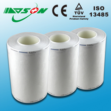 Class one and unique designed tyvek sterilization reel/roll pouches packaging