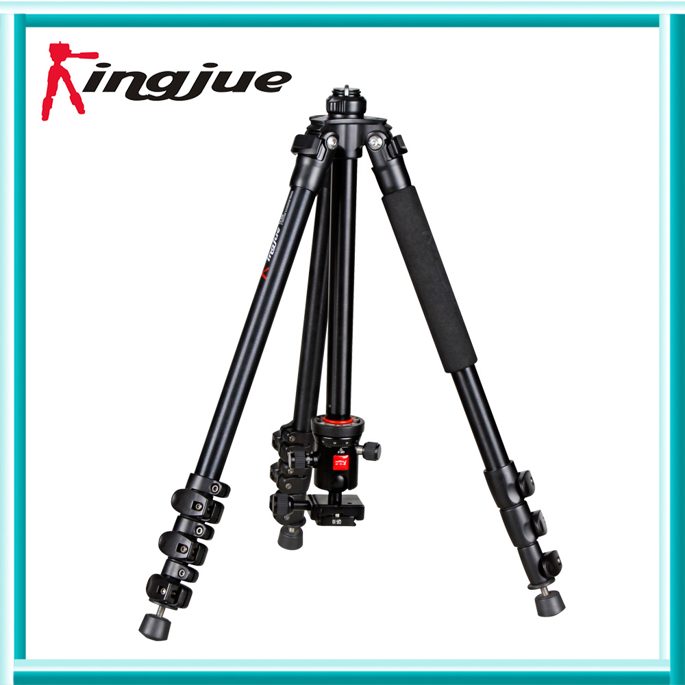Hot sale classical digital slr camera tripod kits, max. height 1757mm FA-287+QE--1