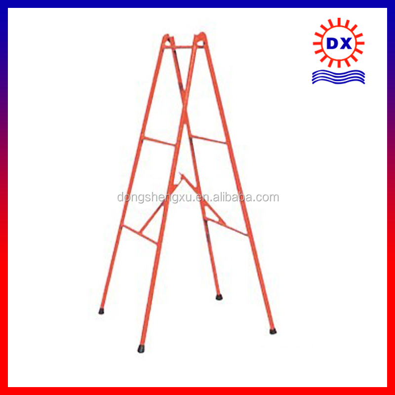 2 section aluminium extension ladder