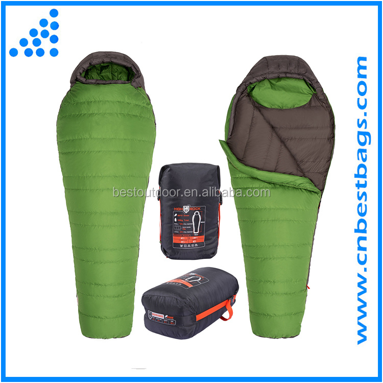 Adult Outdoor Camping Hiking Duck Down Sleeping Bag