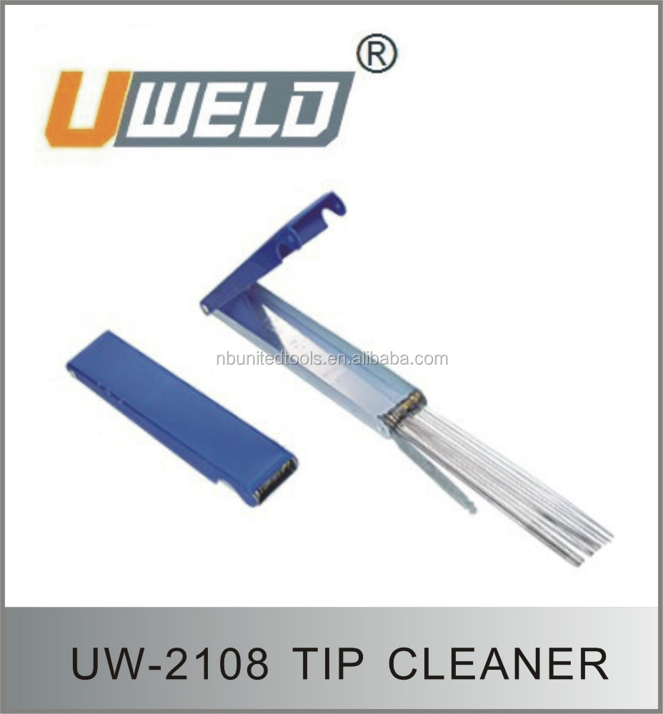 Welding and cutting accessories! tip cleaner!