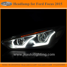 Hot Selling High Quality Car LED Headlamp for Ford Focus Car Specific Headlamp LED for Ford Focus 2015