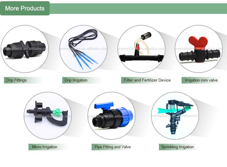 Wholesale china agricultural rain bird sprinkler irrigation system