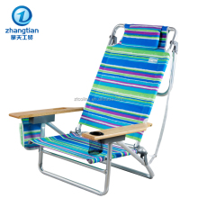outdoor furniture folding reclining sand waterproof beach chair