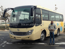 Front Engine Euro2 Emission 38 seats Coach Bus Used in Africa