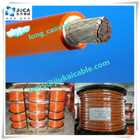 ce underwater welding cable copper welding cable 25mm2