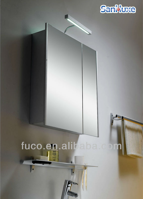 aluminium bathroom cabinet